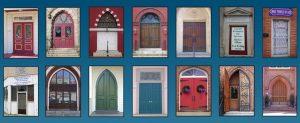 Church Doors Of Richmond